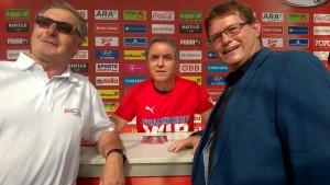 DSG mit Marcel Koller