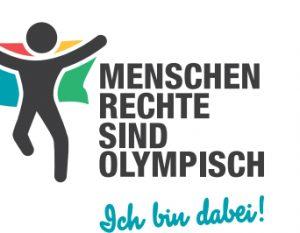 Menschenrechte sind olympisch